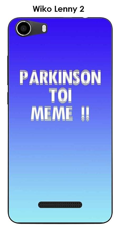 Carcasa Wiko Lenny 2 Design Parkinson 2: Amazon.es: Electrónica