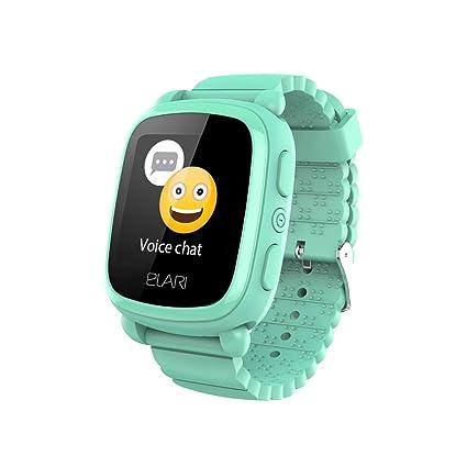 "Elari KidPhone 2 Reloj Inteligente Verde TFT 3,66 cm (1.44"") Móvil"
