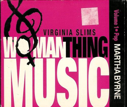 virginia-slims-woman-thing-music-cd-volume-1-pop-martha-byrne