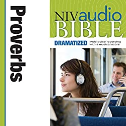 NIV Audio Bible: Proverbs (Dramatized)