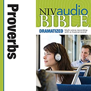 NIV Audio Bible: Proverbs (Dramatized) Audiobook