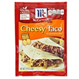 McCormick Cheesy Taco Seasoning Mix (Pack of 24)