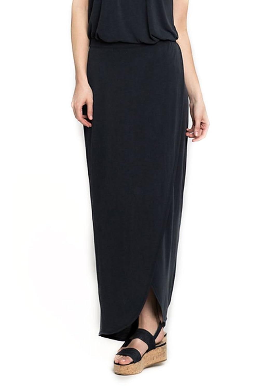 Nic + Zoe - Boardwalk Skirt- Washed Midnight