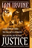 img - for Justice (The Tainted Realm) book / textbook / text book