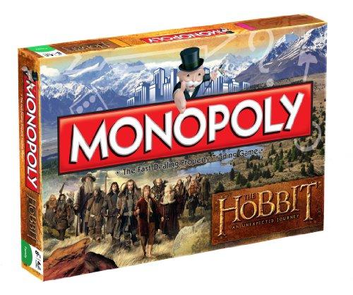 Monopoly The Hobbit-LOTR