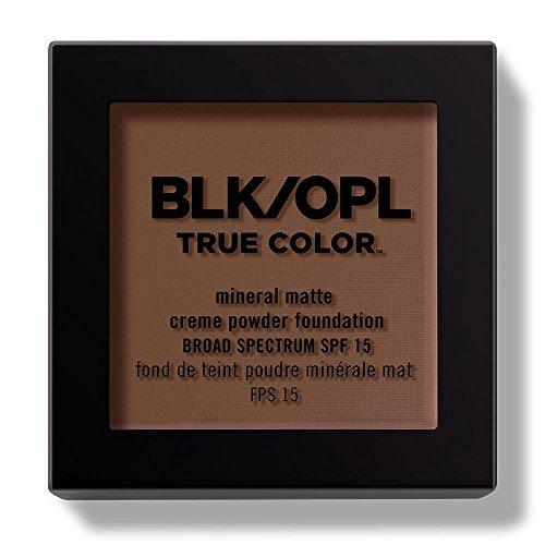 (Black Opal True Color Mineral Matte Creme Powder Au Chocolat)