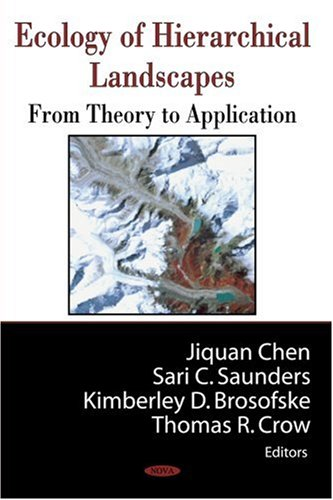Ecology of Hierarchical Landscapes: From Theory to Application