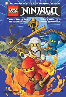 LEGO Ninjago: From Ghosts to Pirates (Graphic Novel #3 ...