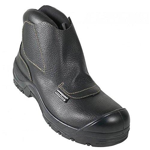 QUADRUFITE Calzado de seguridad especiales Soldador S3 37: Amazon.es: Ropa y accesorios