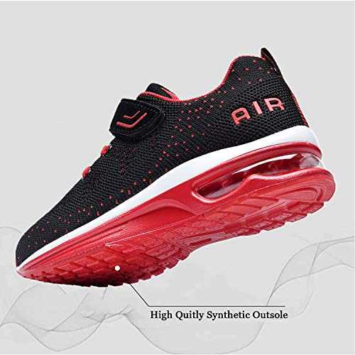 AEONSHI Kids Athletic Running Tennis Shoes Comfortable Sport Air Sneakers for Boys and Girls(Little Kid/Big Kid)
