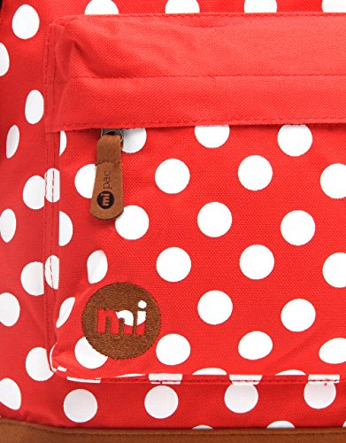 Mi-Pac Rucksack All Polka Bright/rot/weiß
