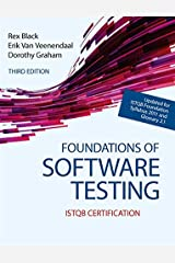 Foundations of Software Testing ISTQB Certification Paperback