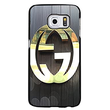 2e956035f105 Creative Design Logo Gucci Phone Case Cover for Samsung Galaxy S6 Edge Plus  Gucci Stylish  Amazon.co.uk  Electronics