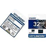 Hyundai Technologies SDC32GU1 Class 10 MicroSDHC Card With Adapter (32GB)