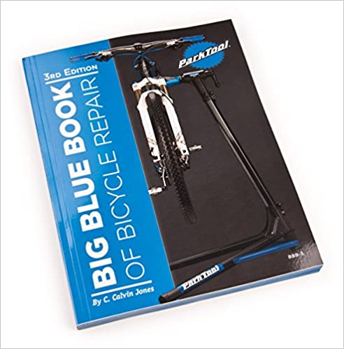 Big Blue Book of Bicycle Repair | Amazon