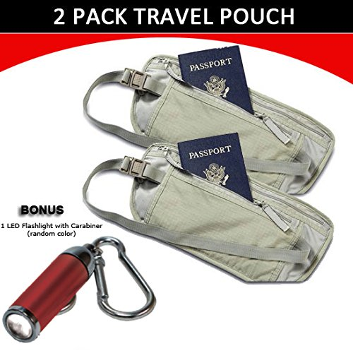 Travel Pouch Compact Security Hidden product image