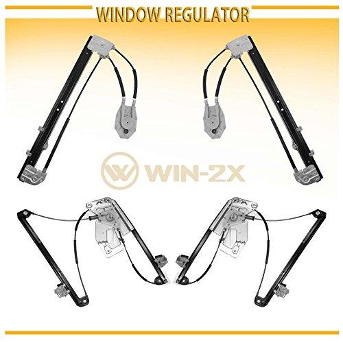 1998 bmw 528i window regulator - 9