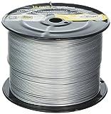 Acorn International EFW1414 1/4-Mile 14-Gauge Galvanized Fence Wire
