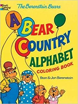 Amazon.com: The Berenstain Bears -- A Bear Country Alphabet ...
