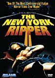 The New York Ripper DVD