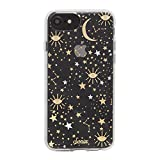 Sonix Cosmic Stars, Gold/Silver Cell Phone Case [Military Drop Test Certified] Sonix Clear Case for Apple iPhone 6/iPhone 6s/iPhone 7/iPhone 8