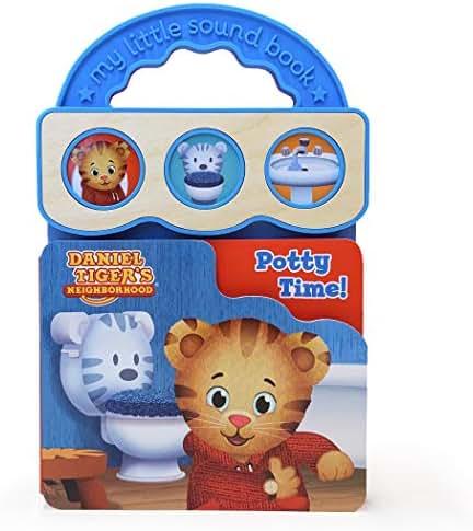Potty Time! (Daniel Tiger) (Daniel Tiger's Neighborhood)
