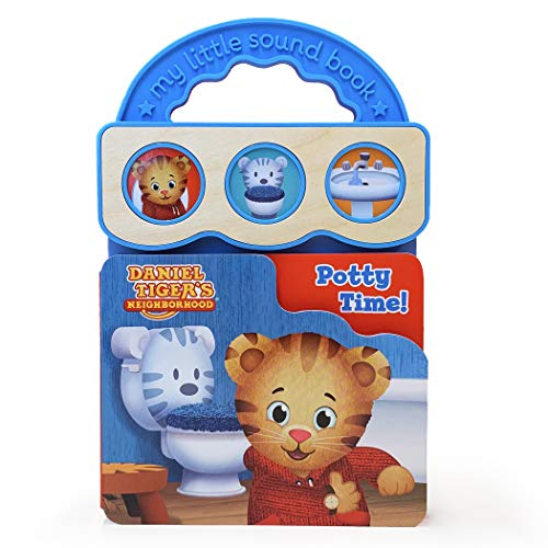 Potty Time! (Daniel Tiger's Neighborhood) (Daniel Tiger Neighborhood) (Training Charts Bible Child)