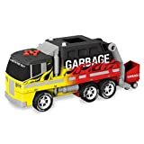 ": 14"" City Service Fleet Sanitation, Garbage  Truck (Colors May Vary)"