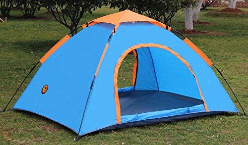 Xmaker Automatisches Doppeltes Kampieren Im Freien Ohne Das Kampierende Ultra Leichte Zelt Der Kinder Kampiert