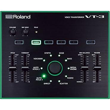 Roland AIRA Series VT-3 Voice Transformer