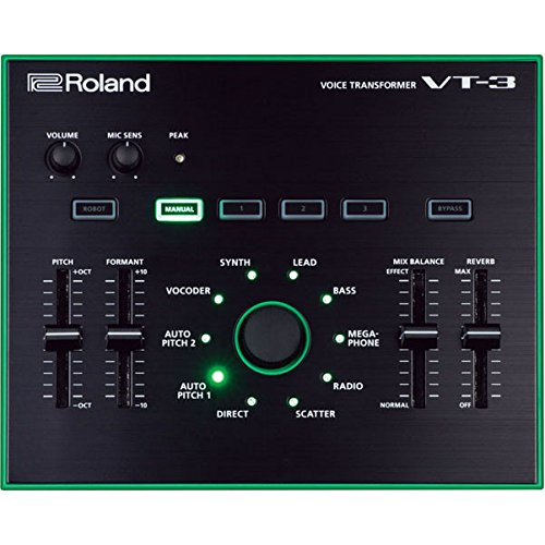 Roland AIRA Series VT-3 Voice Transformer