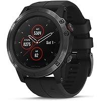 $369 » Garmin fēnix 5X Plus, Ultimate Multisport GPS Smartwatch, Features Color Topo Maps and…