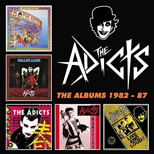 Albums 1982-1987