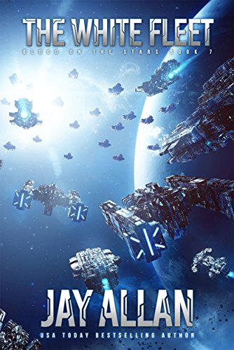 The White Fleet (Blood on the Stars Book 7) cover