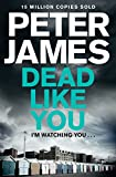 Front cover for the book Dead Like You by Peter James