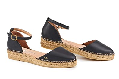 987fe9149 Amazon.com | VISCATA Handmade in Spain Conca Leather Sandal, Ankle ...
