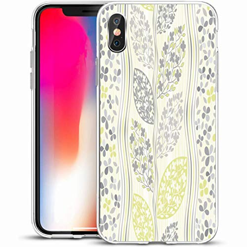 (Ahawoso Custom Phone Case Cover for iPhone X/XS 5.8