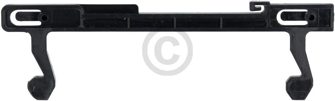 /Pack de 50 Bulk Hardware bh03671/EB cortina cortina gancho chapado en Lat/ón Metal/
