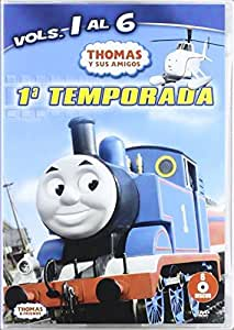 Thomas Y Sus Amigos T1 Vol 1-6 [DVD]