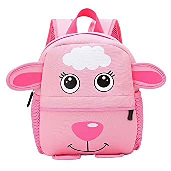 Zhhlaixing Cute Zaino scolastico Various Animal Patterns Designer Creative Kindergarten Children Bags School Backpack