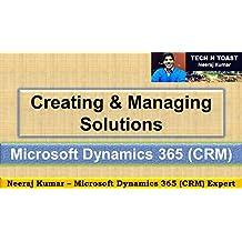 Microsoft Dynamics 365 (CRM) Solutions