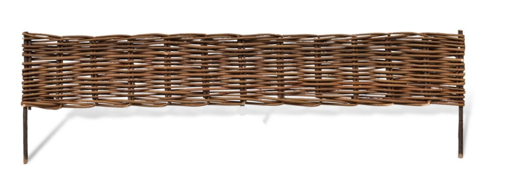 Master Garden Products Woven Willow Edging, 16 by 47-Inch