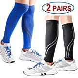 Udaily Calf Compression Sleeves for