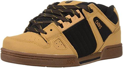 DVS Men's Celsius Skate Shoe, Chamois Nubuck, 13 Medium US