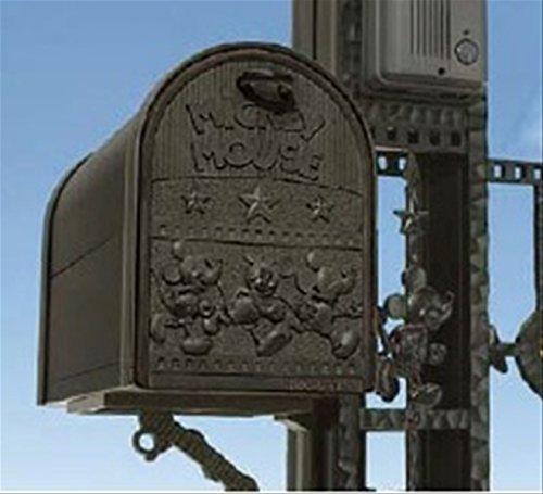 リクシル 新日軽 ディズニーポスト ミッキー C型 『郵便ポスト』 B075R4CSZ9 14688
