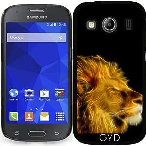 Funda para Samsung Galaxy Ace 4 (SM-G357) - León Que Brilla Intensamente by Ancello