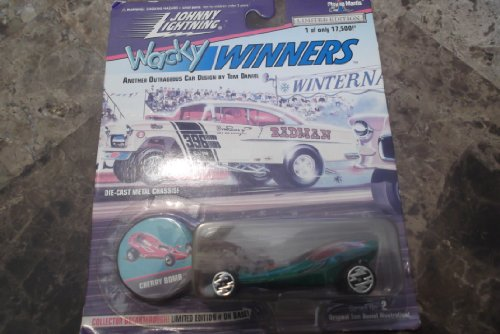 Johnny Lightning Wacky Winners Cherry Bomb Limited Edtion