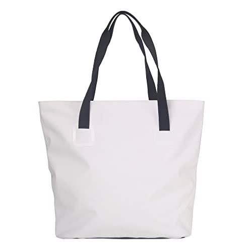 ESONE Waterproof Sports Gym Totes Women Shoulder Handbag Beach Bag (White) e4d94aff70