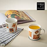 CORELLE Coordinates X PUUUNG Photo Mug Coffee Cup