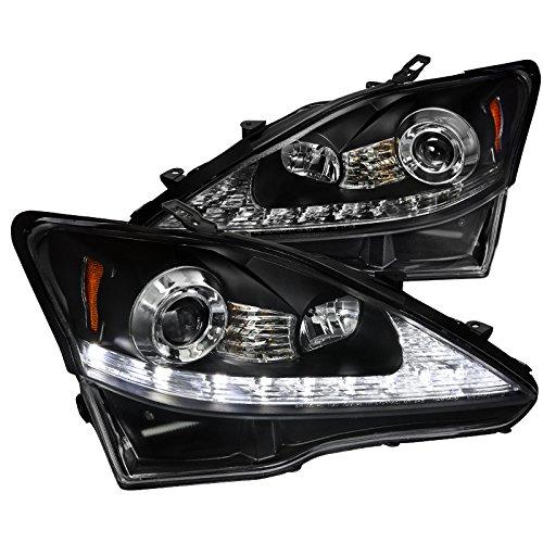 Spec D Tuning 2LHP IS25006JM TM Projector Headlights
